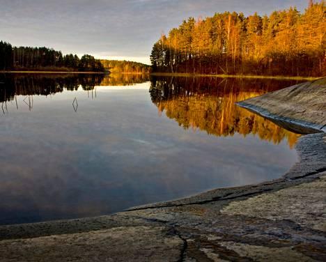 Laatokka on yksi niistä järvistä, joita presidentti Vladimir Putin haluaa suojella.