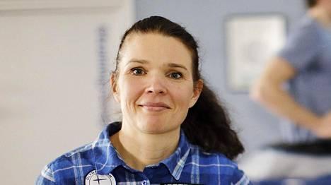 Maarit Valtonen on Olympiakomitean ylilääkäri.