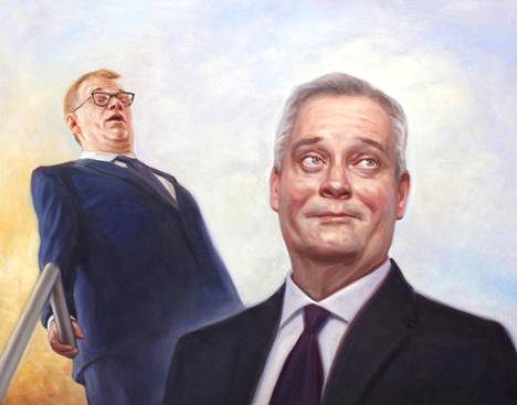 Taiteilija Kaj Stenvall ei missään tapauksessa halua loukata töillään ketään.