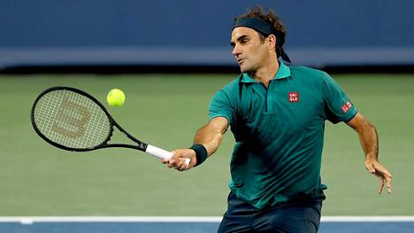 Roger Federer jatkaa Cincinnatin tennisturnauksen kolmannelle kierrokselle.