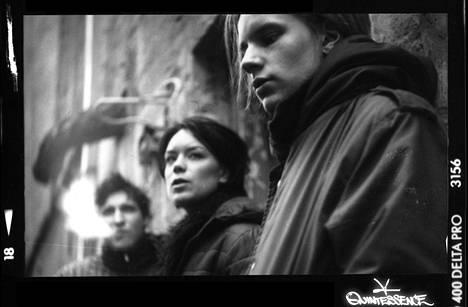 Jazz-yhtye Quintessencen promokuva vuodelta 2001. Quintessence palaa lavoille Savoy Jazzfestissä maaliskuussa 2021.