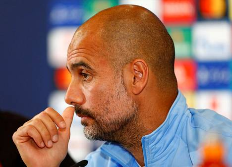 Pep Guardiolan mukaan sunnuntaina ei pitäisi tarvita poliisin apua, kun Manchester Cityn joukkue saapuu Liverpoolin vieraaksi.