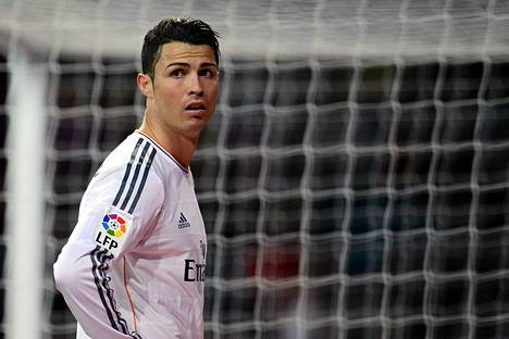 Cristiano Ronaldo on tehnyt 11 maalia tämän kauden Mestarien liigassa.