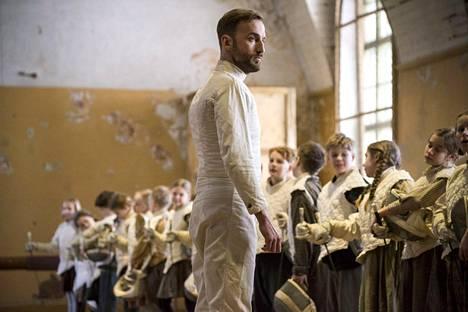 Miekkailija-elokuvassa näyttelee muun muassa virolainen Märt Avandi.