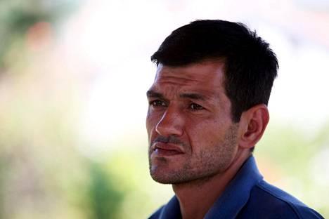 Abdullah Kurdi menetti kaksi lasta ja vaimonsa syyskuussa.