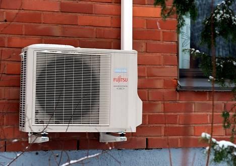 VTT:n laskelmien mukaan lämpöpumppujen laajemmalla käytöllä säästettäisiin energiaa.