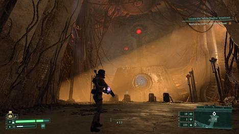 Atropos-planeetalta löytyy muinaisen sivilisaation jälkeensä jättämiä laitteita.