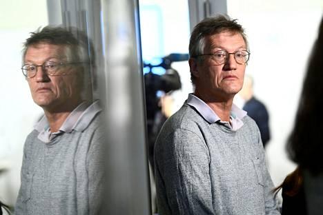 Ruotsin valtionepidemiologi Anders Tegnell on antanut kasvot Ruotsin omaperäiselle koronalinjalle.
