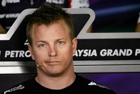 Kimi Räikkösen palvelukset kiinnostavat formula ykkösissä.