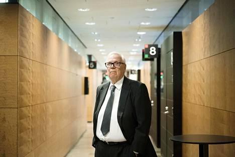 Jukka Peltomäki tuomittiin lahjusrikkomuksesta.