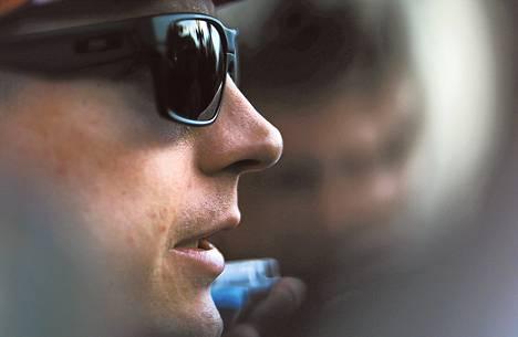 """Kimi Räikkönen on tavannut ajaa hyvin Melbournen osakilpailussa. """"Sitten sen sunnuntaina näkee."""""""