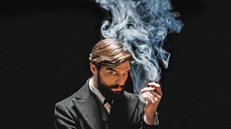 Robert Finster on nuori Sigmund Freud.