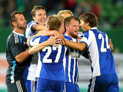 Eurooppa-liigaan selviytynyt HJK tarvitsee lisää pelaajia.