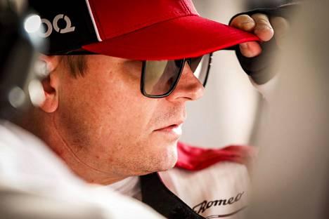 Kimi Räikkönen kuvattuna 20. helmikuuta 2020.