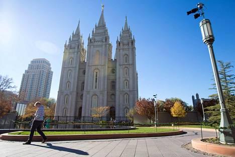 Myöhempien aikojen pyhien Jeesuksen Kristuksen kirkko on suurin mormoniyhteisö. Sen hallinnollinen keskus sijaitsee Salt Lake Cityn keskustassa Utahissa Yhdysvalloissa.