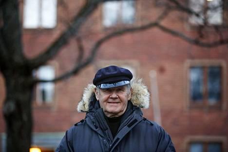 Antti Litja vuonna 2013.