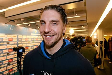 Magnitogorskin Oskar Osala jäi ottelussa ilman tehopisteitä.
