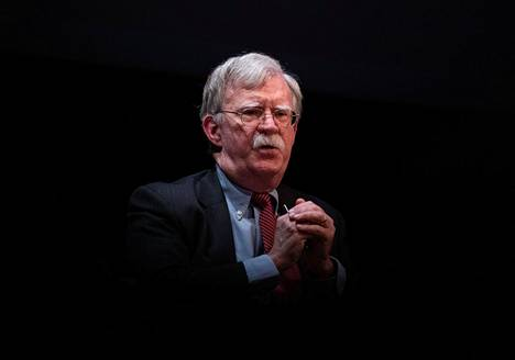 John Boltonin kirja käsittelee aikaa, jonka hän vietti Valkoisessa talossa.