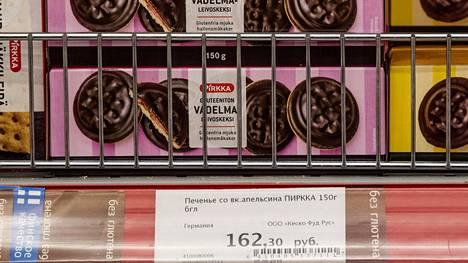 Suomalaisilla yrityksien näkymät Venäjällä ovat piristyneet, mutta ei kaikilla. Kesko ilmoitti lokakuussa myyvänsä Venäjän K-kaupat Venäläiselle Lentalle.