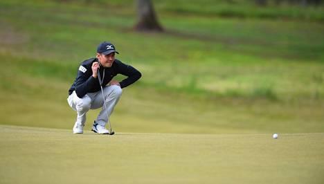 Kim Koivun erinomaiset esitykset jatkuvat golfin haastajakiertueella.