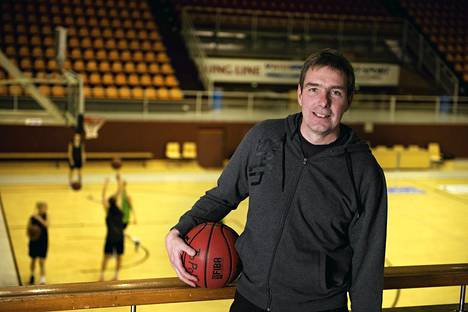 Kari-Pekka Klinga vuonna 2012.