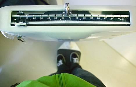 Laihduttaminen on helpompaa kuin painon pitäminen.