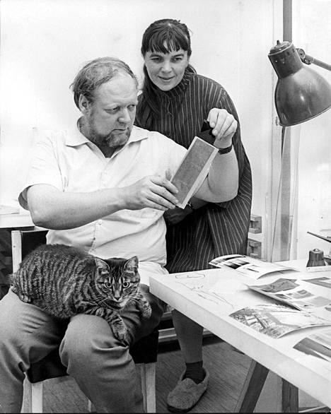 Reima ja Raili Pietilä vuonna 1966.