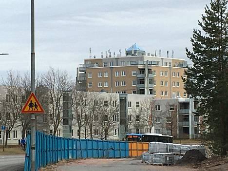 Stuk on mittaillut korkeissa taloissa yläkerrosten säteilyä, mutta asukkaille niistä ei ole ollut keskuksen mukaan vaaraa.