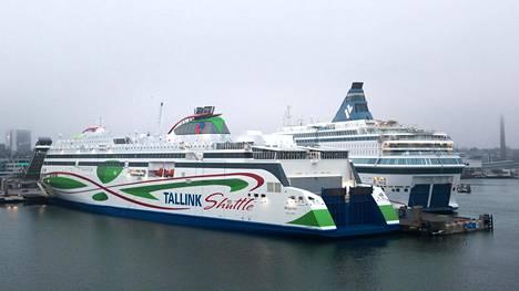 Megastarille mahtuu 2 800 matkustajaa.