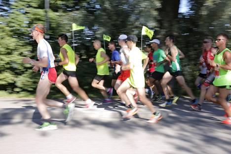 Helsinki City Marathon kerää tänä vuonna yli 3 000 juoksijaa.