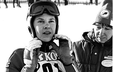 Matti Nykänen voitti urallaan 46 mäkihypyn maailmancupin osakilpailua.