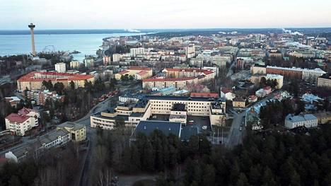 Tampere saa tehtäväkseen esittää Luoteis-Yhdysvaltoja eli Seattlen ja Portlandin tienoita tulevassa Dual-elokuvassa.