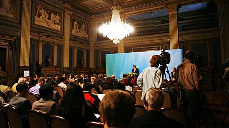 Lokakuussa 2006 EU-puheenjohtajamaa Suomi järjesti Lahdessa epävirallisen huippukokouksen. Tänä vuonna huippukokouksia ei ole kalenteriin merkitty.