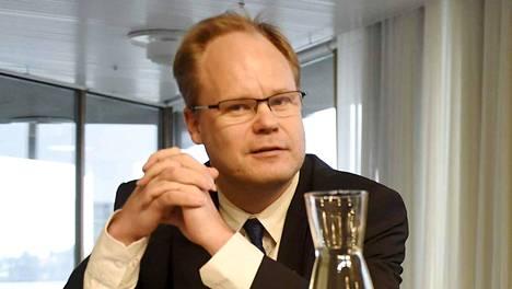 Kemin kaupunginjohtaja Tero Nissinen