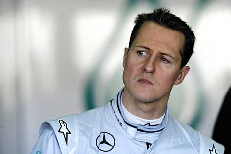 Michael Schumacheria hoidetaan Lausannen yliopistosairaalassa. Kuva vuodelta 2010.