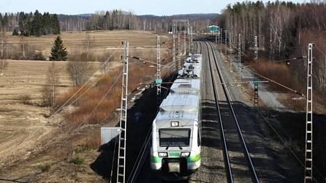 Suomen rataverkon kunto on huolestuttava ja rahoitus täysin riittämätön, sanoo VR:n