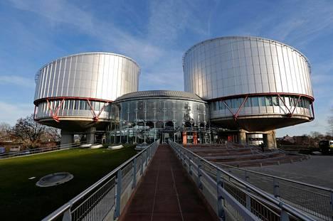Euroopan ihmisoikeustuomioistuin Strasbourgissa Ranskassa.