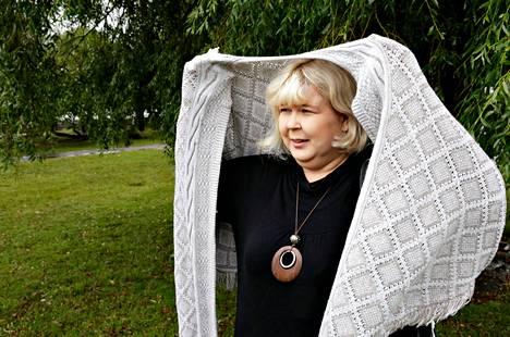 Sari Kivimäelle siirrettiin viisi vuotta sitten maksa, joka löytyi pohjoismaisen pikahälytyksen kautta. Hän tuntee useita, jotka eivät ole olleet yhtä onnekkaita.