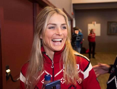 Thererse Johaug on edelleen Norjan ykköshiihtäjiä.