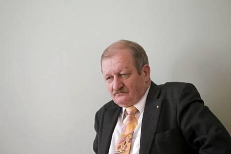 Erkki Nordberg 1946-2012.