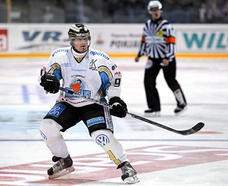 Marko Jantunen on lahtelainen entinen jääkiekkoilija.