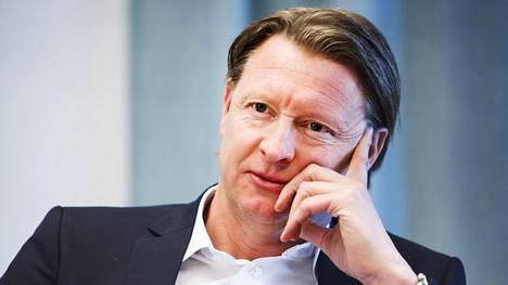 Ericssonin toimitusjohtaja Hans Vestberg ehti johtaa Ericssonia vuodesta 2010 lähtien.
