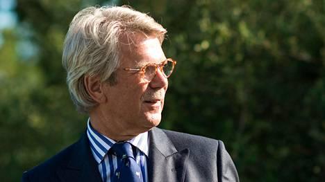 Björn Wahlroos on hallitusammattilaisista parhaiten palkittuja.