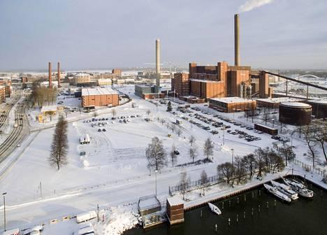 Suurmoskeijaa on suunniteltu Helsingin Hanasaaressa sijaitsevalle tontille.