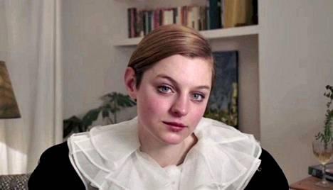 Emma Corrin sai Dianan roolistaan parhaan naispääosan palkinnon draamasarjassa.