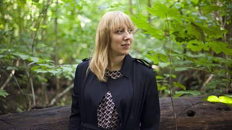 Katie Paterson tunnetaan taidetta ja tiedettä yhdistelevästä työskentelystään.