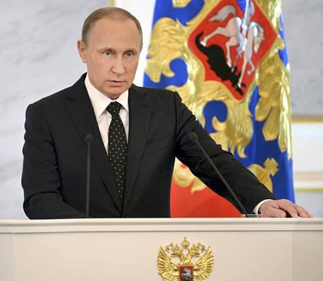 Presidentti Vladimir Putinin mukaan turkkilaiset ovat Venäjän ystäviä johtajistaan huolimatta.