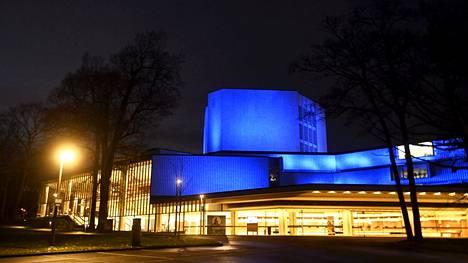 Helsingin kaupunginteatteri pitää ovet suljettuna loppuvuoden.