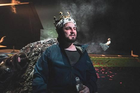 Joonas Heikkinen näyttelee Jeppe Niilonpojan nimiroolia.