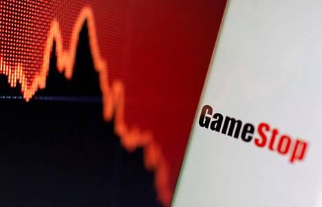 Gamestopin osakekurssi on heilunut alkuvuoden aikana poikkeuksellisen rajusti.